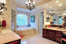 Classical Interior - Master Bathroom Plan #137-113