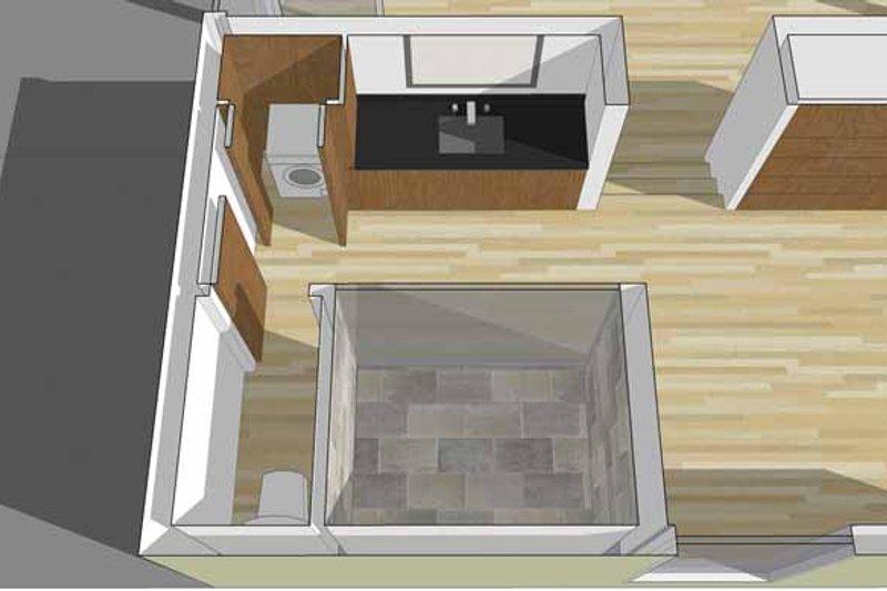 Traditional Interior - Bathroom Plan #64-288 - Houseplans.com