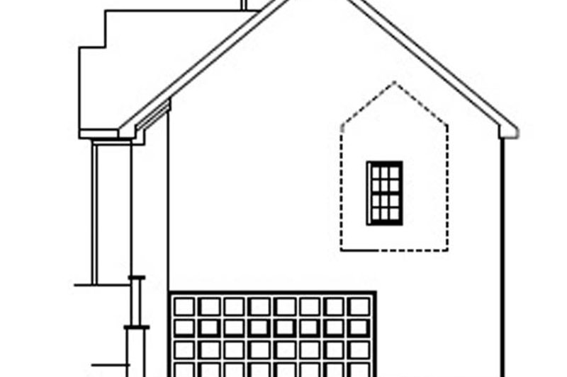 Country Exterior - Other Elevation Plan #927-149 - Houseplans.com