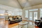 Ranch Style House Plan - 3 Beds 2 Baths 1908 Sq/Ft Plan #929-1013