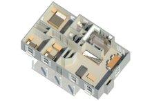 Cottage Floor Plan - Other Floor Plan Plan #57-151
