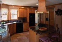 Victorian Interior - Kitchen Plan #314-188