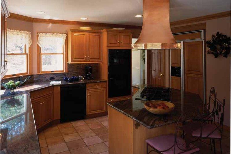 Victorian Interior - Kitchen Plan #314-188 - Houseplans.com