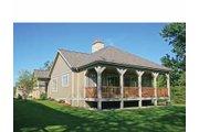Craftsman Style House Plan - 2 Beds 2.5 Baths 2448 Sq/Ft Plan #928-196 Floor Plan - Other Floor Plan