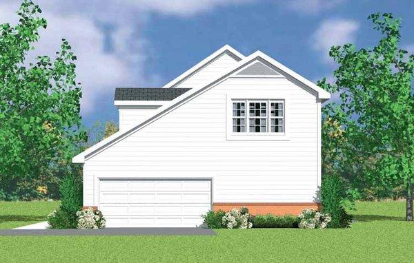 House Blueprint - Colonial Floor Plan - Other Floor Plan #72-1112