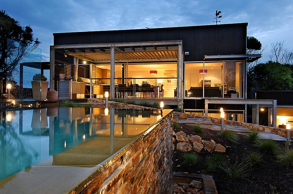 Modern Style House Plan 4 Beds 3 5 Baths 3209 Sq Ft Plan