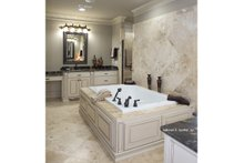 Dream House Plan - Country Interior - Master Bathroom Plan #929-556