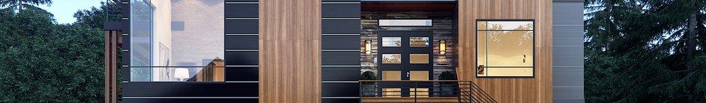 5 Bedroom Modern House Plans, Floor Plans & Designs