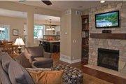 Tudor Style House Plan - 4 Beds 2.5 Baths 3203 Sq/Ft Plan #928-234 Interior - Family Room