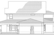 Craftsman Style House Plan - 3 Beds 3 Baths 3315 Sq/Ft Plan #1058-79 Exterior - Other Elevation