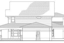 Craftsman Exterior - Other Elevation Plan #1058-79