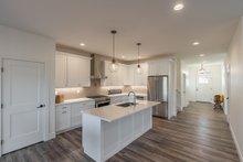 Dream House Plan - Craftsman Interior - Kitchen Plan #1070-52