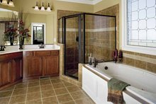 Dream House Plan - Country Interior - Bathroom Plan #929-657