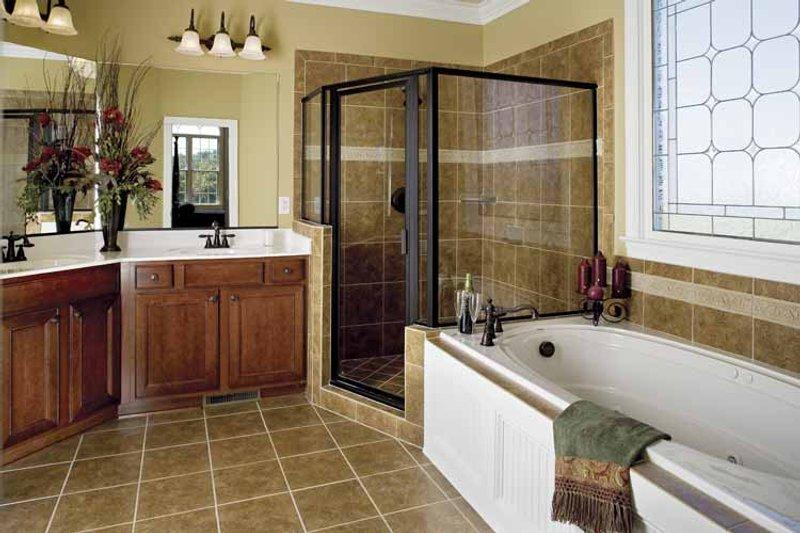 Country Interior - Bathroom Plan #929-657 - Houseplans.com