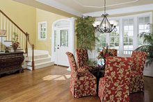 Dream House Plan - Country Interior - Dining Room Plan #929-657