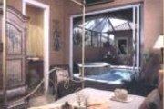 Mediterranean Style House Plan - 3 Beds 3.5 Baths 2667 Sq/Ft Plan #115-103 Photo
