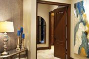 Mediterranean Style House Plan - 4 Beds 5 Baths 3777 Sq/Ft Plan #930-21 Interior - Other