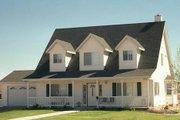Farmhouse Style House Plan - 3 Beds 2.5 Baths 1815 Sq/Ft Plan #1-377