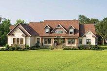 Craftsman Exterior - Front Elevation Plan #929-422