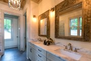 Traditional Style House Plan - 5 Beds 4 Baths 3062 Sq/Ft Plan #63-412 Interior - Master Bathroom