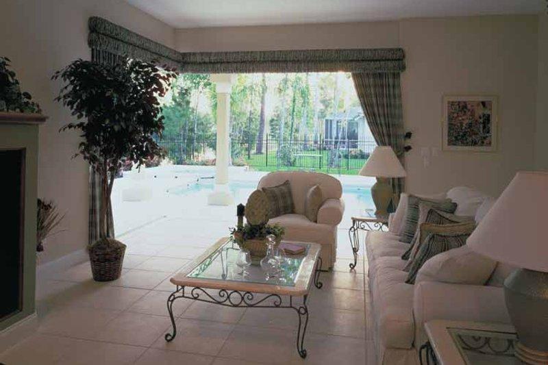 European Interior - Family Room Plan #417-629 - Houseplans.com