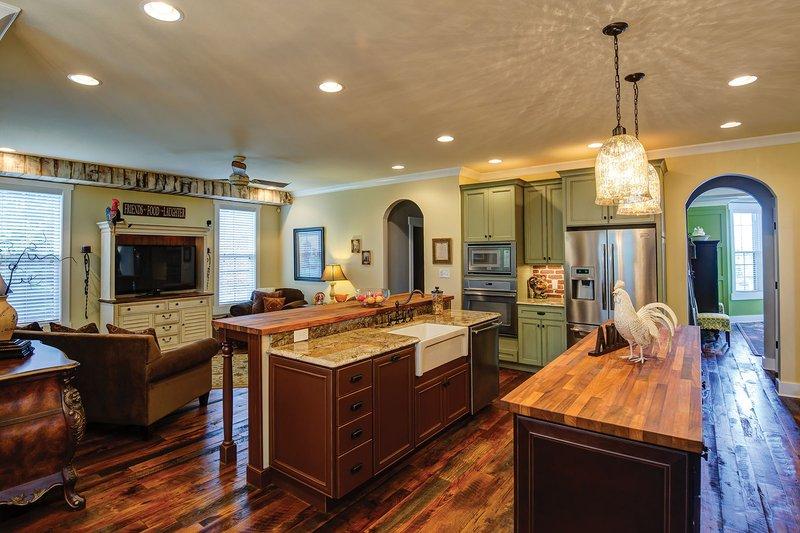 Interior - Kitchen Plan #927-362 - Houseplans.com