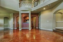 Dream House Plan - Mediterranean Interior - Family Room Plan #80-184