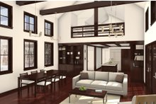 Dream House Plan - Cabin Interior - Other Plan #497-47
