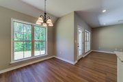 Country Style House Plan - 4 Beds 2 Baths 1719 Sq/Ft Plan #430-178 Interior - Dining Room