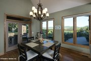 European Style House Plan - 4 Beds 3 Baths 2950 Sq/Ft Plan #929-29 Interior - Dining Room
