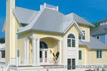 Home Plan - Traditional Exterior - Front Elevation Plan #930-156
