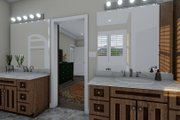 Traditional Style House Plan - 3 Beds 2 Baths 1990 Sq/Ft Plan #1060-59 Interior - Master Bathroom