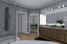 House Plan Design - Farmhouse Interior - Master Bathroom Plan #1060-83
