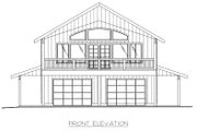 Traditional Style House Plan - 2 Beds 3 Baths 1876 Sq/Ft Plan #117-535
