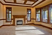 Craftsman Style House Plan - 7 Beds 8.5 Baths 8515 Sq/Ft Plan #132-218 Interior - Family Room
