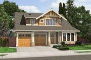 Craftsman Style House Plan - 3 Beds 2.5 Baths 1884 Sq/Ft Plan #132-209