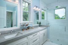 Cottage Interior - Master Bathroom Plan #938-107