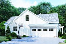 Architectural House Design - Country Exterior - Other Elevation Plan #923-122