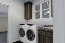 Dream House Plan - Ranch Interior - Laundry Plan #1060-12