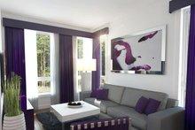 Contemporary Interior - Family Room Plan #23-2612
