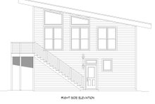 Contemporary Exterior - Other Elevation Plan #932-257