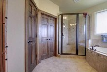 Dream House Plan - Traditional Interior - Master Bathroom Plan #80-173