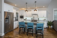Traditional Interior - Kitchen Plan #929-770