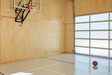 Architectural House Design - Sports Court