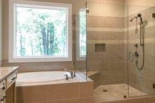 Farmhouse Interior - Master Bathroom Plan #437-92