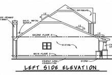 Dream House Plan - Craftsman Exterior - Other Elevation Plan #20-2236
