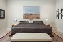 Contemporary Interior - Master Bedroom Plan #1058-180