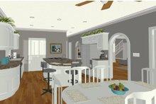 Craftsman Interior - Kitchen Plan #56-719