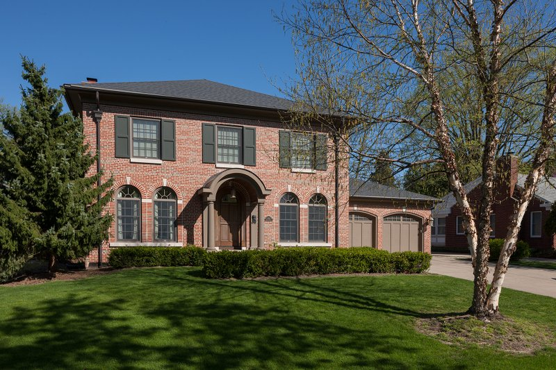 Home Plan - Traditional Exterior - Front Elevation Plan #901-142
