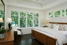 Traditional Interior - Master Bedroom Plan #928-300